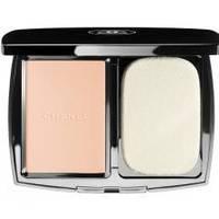 Chanel - Крем-пудра для лица компактная увлажняющая Vitalumiere Compact Douceur SPF10 № 20 Beige Refill - 13 gr