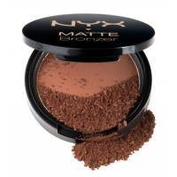 NYX - Матовый бронзатор для лица и тела MBB04 Dark Tan - 9.5 g