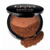 NYX - Матовый бронзатор для лица и тела MBB05 Deep Tan - 9.5 g