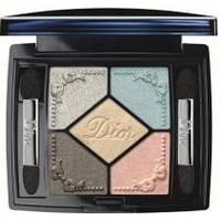 Christian Dior - Тени для век Christian Dior 5 Couleurs № 244 Pastel Fontanges - 6 gr