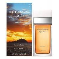 Dolce Gabbana Light Blue Sunset in Salina -туалетная вода - 100 ml TESTER