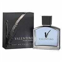 Valentino V pour Homme - туалетная вода -  пробник (виалка) 2 ml