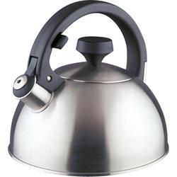 Vinzer -  Чайник CALLYPSO - нержавеющая сталь, 2,5 л, свисток (арт. 69004)