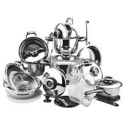 Vinzer -  Набор посуды GRAND CUISINE - 25 предметов, термодатчик, термоаккумулирующее дно (арт. 89025)