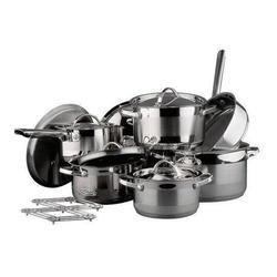 Vinzer -  Набор посуды PROGRESSO - 13 предметов, термоаккумулирующее дно (арт. 69026)