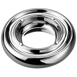 Vinzer -  Пепельница - нержавеющая сталь, диаметр 15,0см (арт. 69236)