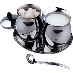 Vinzer -  Молочник и сахарница - нержавеющая сталь (арт. 69247)