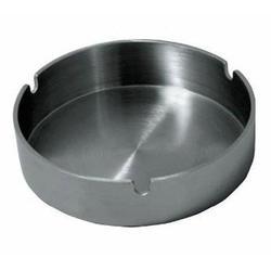 Vinzer -  Пепельница - нержавеющая сталь, диаметр 120 мм (арт. 69292)