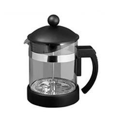 Vinzer -  Кофейник / Заварник чая - стекло Pyrex, 600 мл (арт. 69378)