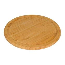 Vinzer -  Бамбуковая доска для нарезки пиццы, диаметр 25x1,5 (арт. 69907)