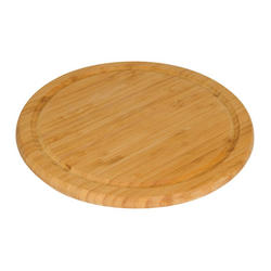 Vinzer -  Бамбуковая доска для нарезки пиццы, диаметр 30x1,5 (арт. 69908)