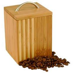 Vinzer -  Бамбуковая емкость, с надписью COFFEE - 2000 мл (арт. 69921)