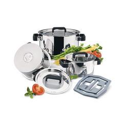 Vinzer -  Набор посуды UNIQUE ROYAL - 7 предметов, (арт. 89045)