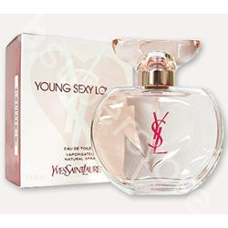 Yves Saint Laurent Young Sexy Lovely - туалетная вода - 75 ml TESTER