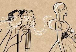 Самые сексуальные женские духи XX-начала XXI века