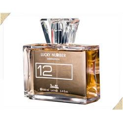 Dzintars (Дзинтарс) - Одеколон Lucky number N 12 - 100 ml (15550dz)