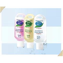 Dzintars (Дзинтарс) - Антибактериальный гель для рук с витамином Е - 55 ml (26194dz)