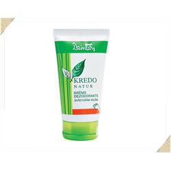 Dzintars (Дзинтарс) - Крем дезодорант для ног от потливости Kredo Natur - 125 ml (28150dz)