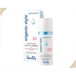 Dzintars (Дзинтарс) - ORGANIC STYLE hydrocomfort Восстанавливающий ночной крем для нормальной и комбинированной кожи лица - 50 ml (28375dz)