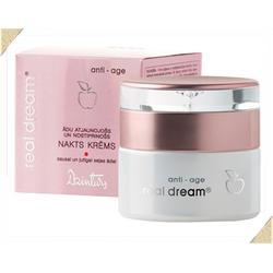 Dzintars (Дзинтарс) - REAL DREAM ANTI-AGE Восстанавливающий и укрепляющий кожу ночной крем для сухой и чувствительной кожи лица - 50 ml (28395dz)
