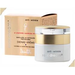Dzintars (Дзинтарс) - REAL DREAM ANTI-WRINKLE Питательный и увлажняющий дневной крем от морщин для нормальной и комбинированной кожи лица - 50 ml (28440dz)