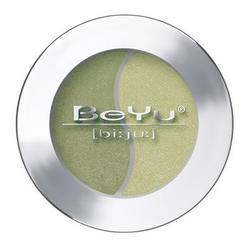 Атласные тени для век BeYu - Duo Eye Shadow №35 Pistachio - Pine Glaze (brk_349.35)