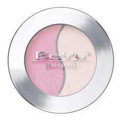 Атласные тени для век BeYu - Duo Eye Shadow №64 Pink - French Pink (brk_349.64)