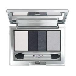 Тени для век BeYu - Catwalk Quattro EyeShadow №01 Black & White Shades (brk_35.01)