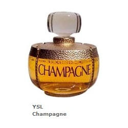 Yves Saint Laurent YSL Champagne For Women - духи - 7.5 ml