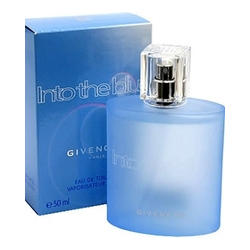 Givenchy Into the blue For Women - парфюмированная вода - 50 ml