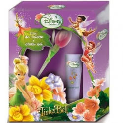 Admiranda Tinker Bell - для девочек Набор (туалетная вода 22 тюльпан + гель для тела с блестками 50) (арт. AM 71200-1)