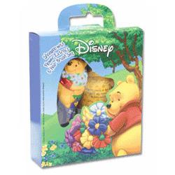 Admiranda Winnie The Pooh -  Набор (шампунь для волос с экстрактом цветов 300 + расческа 3D) (арт. AM 71393)