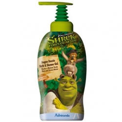 Admiranda Shrek -  Гель для душа с ароматом мандарина, апельсина и грейпфрута -  1000 ml (арт. AM 73110)