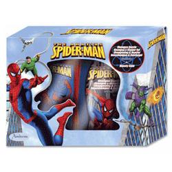 Admiranda Spider-Man -  Набор (гель для душа ежевика 300 + пенал) (арт. AM 73606)