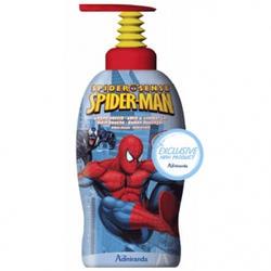 Admiranda Spider-Man -  Гель для душа с ароматом красной смородины -  1000 ml (арт. AM 73614)