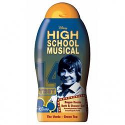 Admiranda High School Musical -  Гель для душа с ароматом зеленого чая -  300 ml (арт. AM 74300)