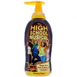 Admiranda High School Musical -  Гель для душа с ароматом цитрусовых -  1000 ml (арт. AM 74302)