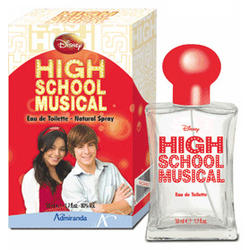 Admiranda High School Musical  -  туалетная вода -  50 ml (арт. AM 74306)