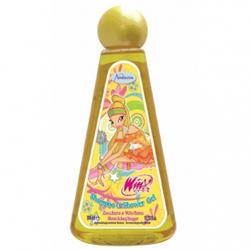 Admiranda Winx Club -  Шампунь-гель для душа Stella с ароматом розовой сахарной глазури -  300 ml (арт. AM 76005)