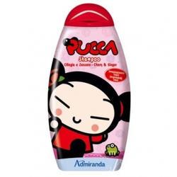 Admiranda Pucca -  Шампунь для волос с ароматом черешни и грейпфрута -  300 ml (арт. AM 77002)