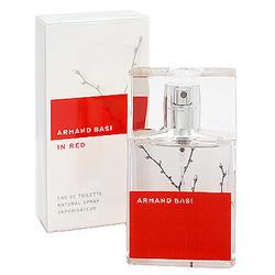 Armand Basi In Red - туалетная вода -  mini 7 ml