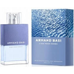 Armand Basi Leau Pour Homme - туалетная вода - 125 ml (без целлофана)
