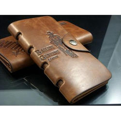 Портмоне мужское вертикальное Genuine leather - 190х95 мм