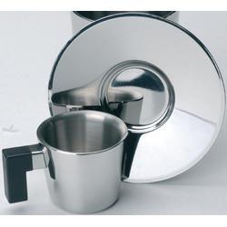 Berghoff -  Чашка для кофе с блюдцем Cubo -  50 мл (арт. 1109190)