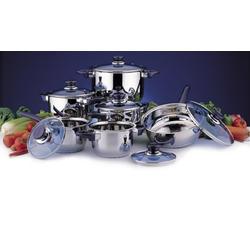 Berghoff -  Набор посуды Vision azure -  12 предметов (арт. 1112220)