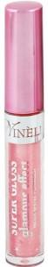 Ninelle Блеск для губ Super Gloss № 16 Лучистая роза - 3 ml (4022)
