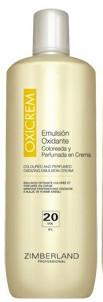 Zimberland Oxicream Emulsion Оксидант-эмульсия парфюмированная 6% (20 vol.) yellow - 1000 ml (2397)