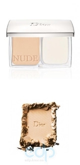 Запаска с крем-пудре компактной Christian Dior -  Diorskin Nude №033 The Passion