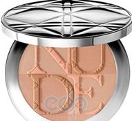 Пудра-солнечная Christian Dior - Diorskin Nude-Tan Eclatl №002 Sunlight - 10 g