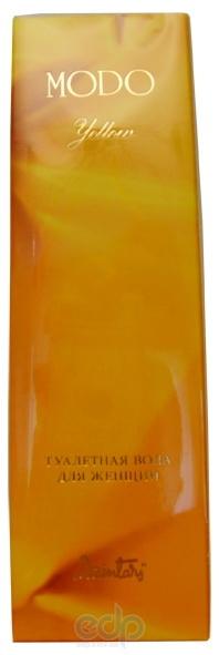 Dzintars (Дзинтарс) - Туалетная вода Modo Yellow - 50 ml (13230dz)
